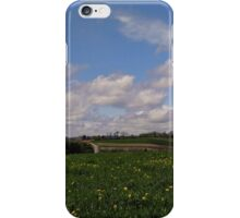Perfect spring day in May iPhone Case/Skin