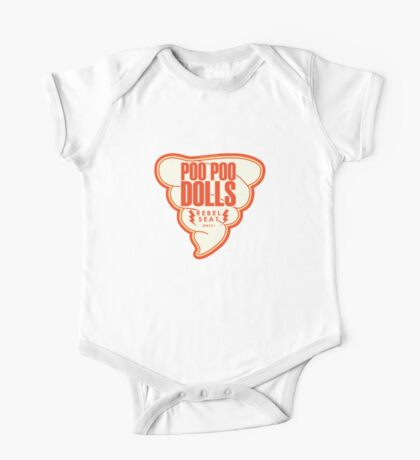 Poo Poo Dolls One Piece - Short Sleeve