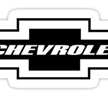 Good Chevy Logo Sticker