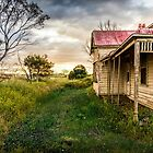 The Old House by Silvia Tomarchio