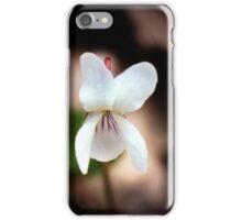 Petite White Flower iPhone Case/Skin