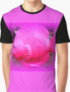 pink tropical fish Graphic T-Shirt