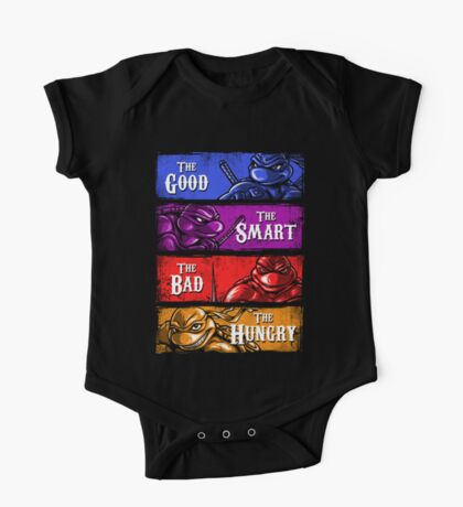 The Good, The Smart, The Bad, and The Hungry Kids Clothes