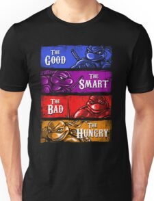 The Good, The Smart, The Bad, and The Hungry T-Shirt