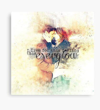 Everglow Canvas Print