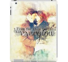 Everglow iPad Case/Skin