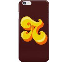 Retro-Flavored Pi iPhone Case/Skin