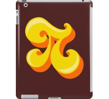 Retro-Flavored Pi iPad Case/Skin