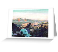 San Francisco California Picture, North to Goldengate Greeting Card