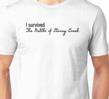 I survived Stoney Creek Unisex T-Shirt