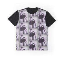 Louise in a Purple Tutu Graphic T-Shirt