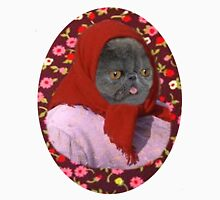 Babushka Kitty Unisex T-Shirt