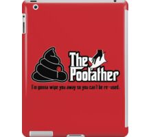 The Poofather iPad Case/Skin