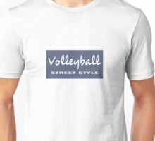 Volleyball Street Style Unisex T-Shirt