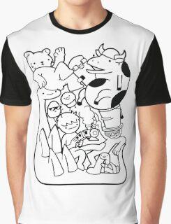 asdfmovie Graphic T-Shirt