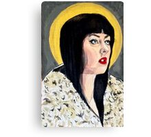American Mary Canvas Print