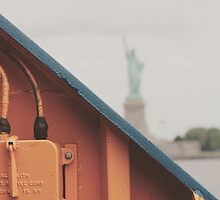 Staten Island Ferry by Jonesyinc