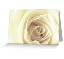 PARCHMENT Greeting Card