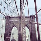 Brooklyn Bridge by Jonesyinc