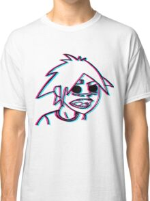 2-D in 3-D Classic T-Shirt