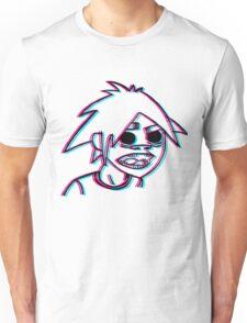 2-D in 3-D Unisex T-Shirt