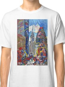 Chrysler Building New York City Picture Classic T-Shirt