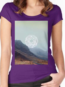 Contained Women's Fitted Scoop T-Shirt