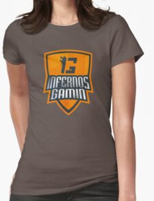 InfernosGamin Logo Womens Fitted T-Shirt
