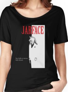JARFACE Women's Relaxed Fit T-Shirt