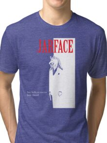 JARFACE Tri-blend T-Shirt