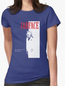 JARFACE Womens Fitted T-Shirt
