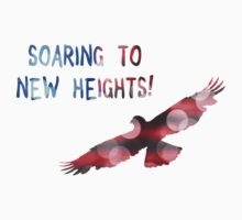 SOARING TO NEW HEIGHTS Baby Tee
