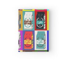 Iced Coffee Dreams Hardcover Journal