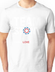 Team Stony - Love Not War T-Shirt