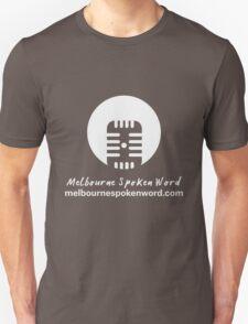 Melbourne Spoken Word Logo Unisex T-Shirt