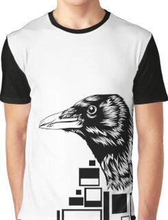 Crow Graphic T-Shirt