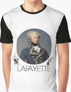 Lafayette Guns and Ships Graphic T-Shirt