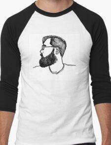 Portrait Two (Years Later) Men's Baseball ¾ T-Shirt