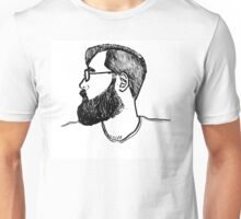 Portrait Two (Years Later) Unisex T-Shirt