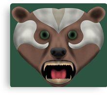 Trinket the Bear - Critical Role Canvas Print