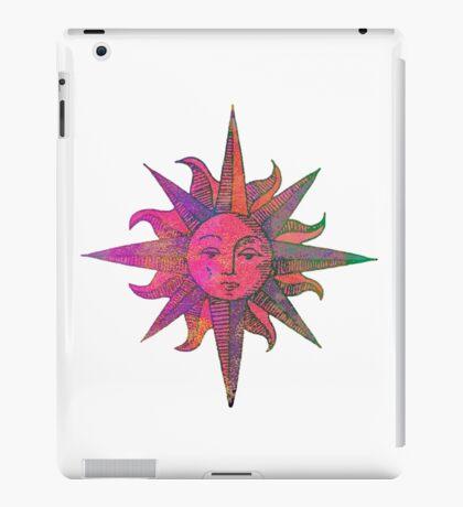 Pink Sun iPad Case/Skin