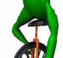 Dat Boi ▲ The Internet Meme Sticker