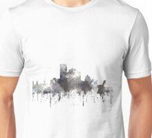 Montreal, Quebec, Canada Skyline - CRISP Unisex T-Shirt
