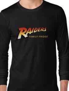 Raiders of The Family Fridge Long Sleeve T-Shirt