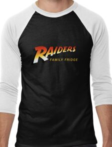 Raiders of The Family Fridge Men's Baseball ¾ T-Shirt