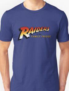 Raiders of The Family Fridge Unisex T-Shirt