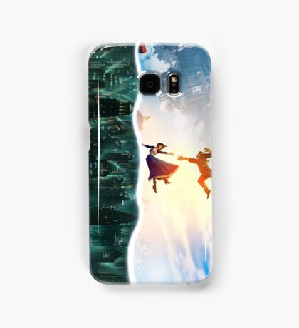 Bioshock Two Worlds Collide Samsung Galaxy Case/Skin