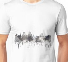 Quebec City, Quebec, Canada Skylines Unisex T-Shirt