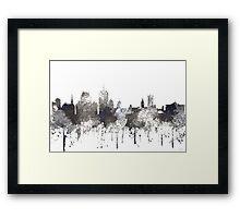 Quebec City, Quebec, Canada Skylines Framed Print