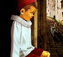 Pinocchio by Ivy Izzard